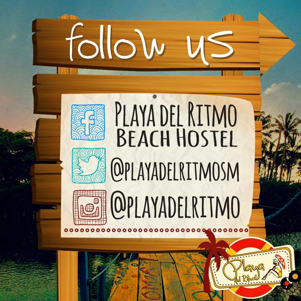 Playa del ritmo - Follow us